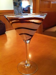 toasted marshmallow martini @ olive garden This will be Joe and I's Christmas Eve cocktail!