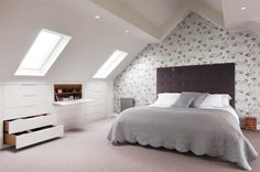 15 Attic Bedroom Design That Will Brighten up Your Day - Top Inspirations
