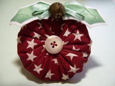 Polka Dot Pineapple: Merry Yo-Yo Christmas!