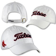 Red Sox Clean Up Titleist - White 69fa1e4b8bd