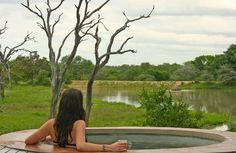 Relax and unwind in beautiful South Africa © Janine Avery