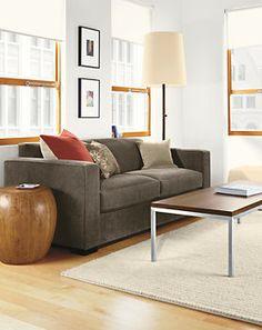 Ian Leather Sofa Room And Board Glif Org