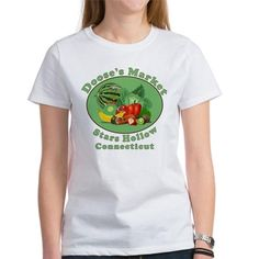 Dooses Market T-Shirt #GilmoreGirls #DoosesMarket #StarsHollow #LukesCafe #DragonflyINN for all on this design click here - http://www.cafepress.com/dd/103200658