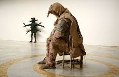 Beast (2005) by Laura Ford. Image © the artist