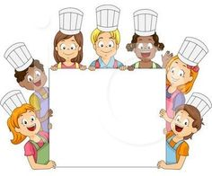 Home Economics Clipart - Illustration by BNP Design Studio Borders For Paper, Borders And Frames, Board Decoration, School Clipart, Page Borders, Autism Activities, Cute Wallpaper For Phone, Kindergarten Crafts, Home Economics