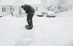 Shoveling snow can lead to serious injuries if not done correctly. Learn how to stay safe while shoveling snow with these tips from Travelers.