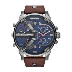DIESEL HORLOGE | #DZ7314 MR Daddy 2.0 http://www.horlogesstyle.nl/dz7314-diesel-horloge-10947.htm