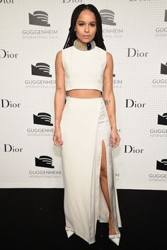 Style goals: Zoe Kravitz
