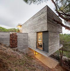 house in sant pol de mar. Spain by isern
