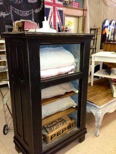 Antique Repurposed Dresser Made Into Bench For Sale Repurposed Furniture Pinterest