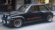 Renault 5 turbo...anzi...Turbone!!!