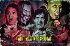 """""""What We Do in the Shadows"""" - by Graham Humphreys – Silver Bow Gallery"""