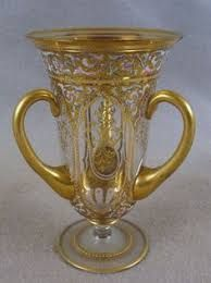Image result for bristol porcelain vase hand painted art deco