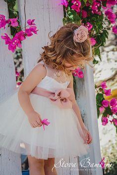 Βαπτιστικά,Ν. Μαγνησίας,Wedding Key www.gamosorganosi.gr Girls Dresses, Flower Girl Dresses, Kids Fashion, Wedding Dresses, Dresses Of Girls, Bride Dresses, Bridal Gowns, Wedding Dressses