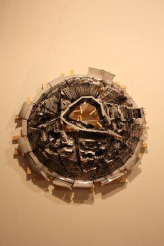 Isidro Blasco Sculptures, Chandelier, Journey, Ceiling Lights, Artists, Map, Digital, Photography, Inspiration