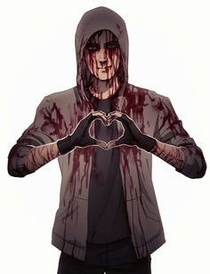 Simon Henriksson // Cry of Fear // he still has got a heart <3