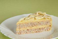 švédský mandlový dort