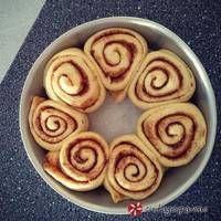 Τα πιο αφράτα ρολάκια κανέλας (cinnamon rolls)
