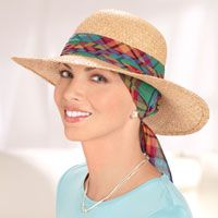 Spring & Summer Hats for Women Cancer & Chemo Patients - TLC Direct - Page 2