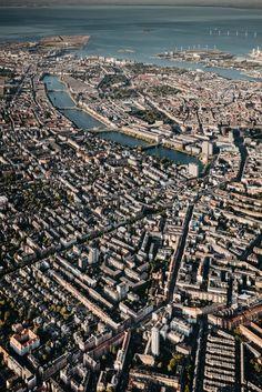 Urban Photography, Fine Art Photography, Denmark Landscape, Copenhagen City, Aerial View, Our Love, City Photo, Cities, Architecture