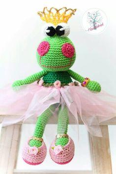 Little Princess crochet www.dehaakfabriek.nl