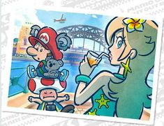Mario Kart, Mario Bros, New Drivers, World Cities, All The Way Down, Toad, Little Princess, Cartoon Art, Touring
