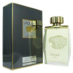 Lalique Pour Homme Leo by for men. Eau De Parfum Spray, 4.2 Ounce