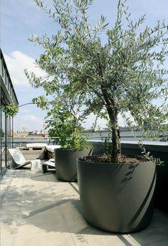 simple large planter
