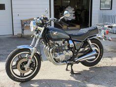81´ Honda CB650C