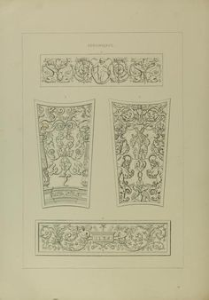 Examples of ornament : selected chiefly from wo...