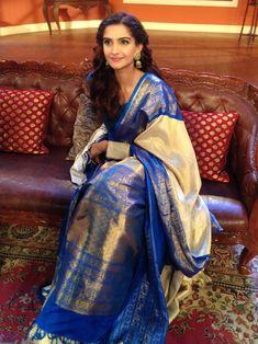 Sonam Kapoor in Gaurang