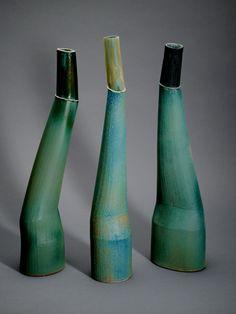Lynn Duryea - Vases #ceramics #pottery #vase.