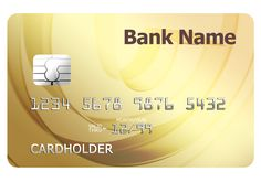 Famous Credit Card design sample Credit Card Gold design picture – Sadia Komal.Com