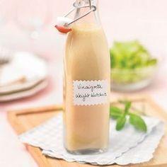 Sauce vinaigrette WW - 0 SP - préparation 20 mn, cuisson 5 mn, 60 parts...
