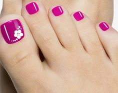 Here are the best nail polish you can use right now, they are very cheap to buy and gives the finger gorgeous look than ever. no matter what type of finger nails you have there is a polish that fits that nail and you will find it her. Simple Toe Nails, Cute Toe Nails, Summer Toe Nails, Toe Nail Art, Summer Pedicures, Pink Toe Nails, Acrylic Nails, Toenail Art Summer, Easy Toe Nails