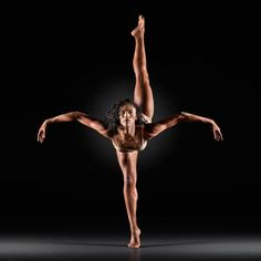 Alvin Ailey American Dance Theater.
