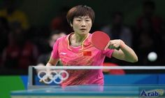 Results of table tennis in Rio 2016…