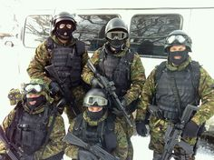 Russian Special Forces #military #special forces #operator