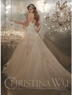 Style 15563 - Christina Wu Brides