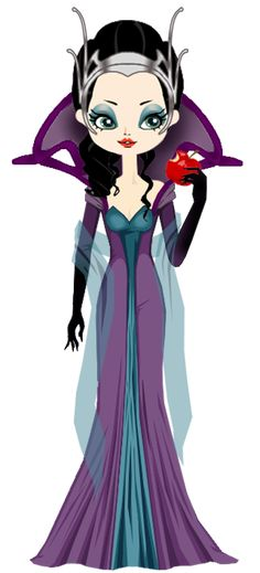 Queen Narissa by marasop on DeviantArt