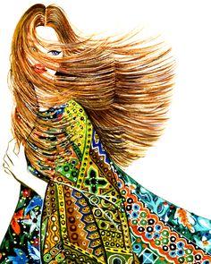 Windy Days by Sunny Gu