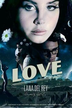 "Lana Del Rey 's new single "" Love "" out : February 18, 2017"