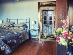 "Door wallpaper murals ""Old door"" #wallpaper #doorwallpaper #door 3vintage #stylish #architecture"