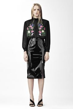 LOOK | 2015 PRE-FALL COLLECTION | CHRISTOPHER KANE | COLLECTION | WWD JAPAN.COM