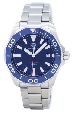 fba63e20282 Tag Heuer Aquaracer Quartz WAY111C.BA0928 Gents  Watch