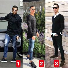 Cristino Ronaldo, Cristiano Ronaldo Cr7, Cr7 Junior, Sport Man, Soccer Players, To My Daughter, Handsome, Menswear, Football