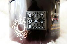Rituals Himalaya scrub sweet almond oil & indian rose