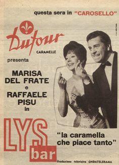 1962 pubblicità - DUFOUR (20 febbraio)   #TuscanyAgriturismoGiratola