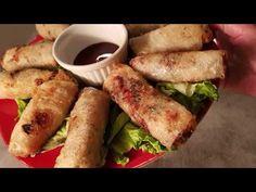 Mets, Beignets, Thai Recipes, Super Simple, Fresh Rolls, French Toast, Breakfast, Brick, Food