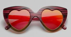 Tom Davies Heart Shapes, Eyewear, Fantasy, Sunglasses, Frame, Fashion, Picture Frame, Moda, Eyeglasses